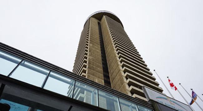 디 엠파이어 랜드마크 호텔 - 밴쿠버 - 건물