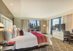 호텔 커먼웰스 - 보스턴 - 침실