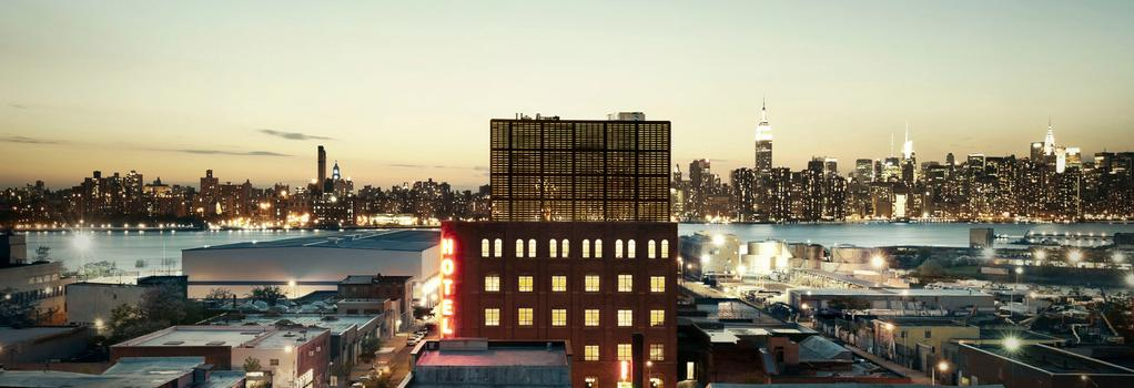 위스 호텔 - 브루클린 - 건물