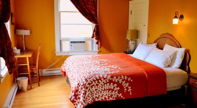Bluebird Guesthouse - 포틀랜드 - 침실