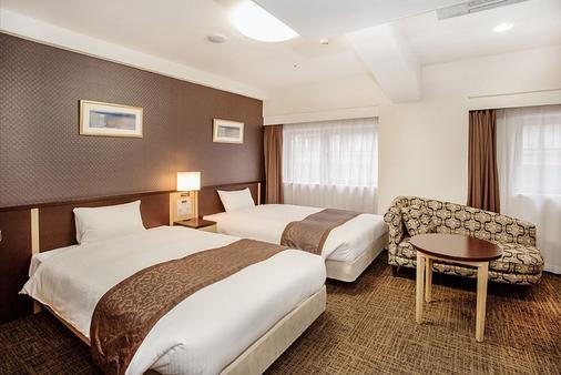 호텔 홋케 클럽 후쿠오카 - 후쿠오카 - 침실