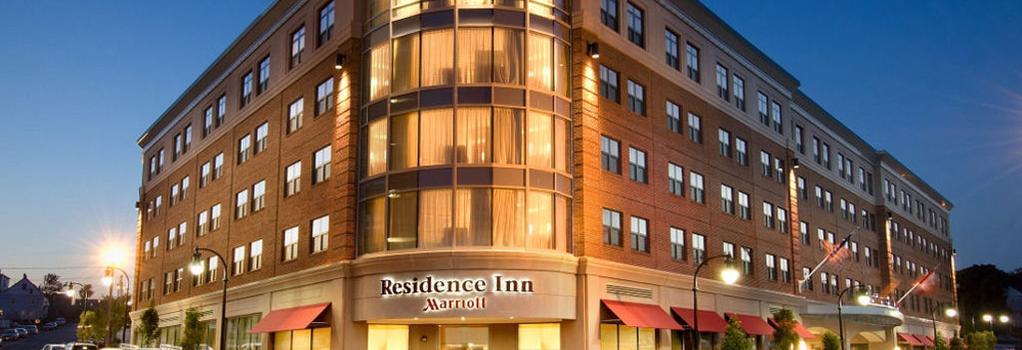 Residence Inn by Marriott Portland Downtown Waterfront - 포틀랜드 - 건물