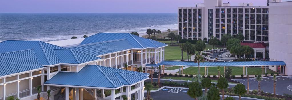 DoubleTree by Hilton Myrtle Beach - 머틀비치 - 건물