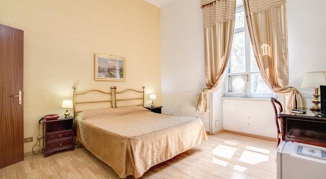 호텔 데스테 - 로마 - 침실