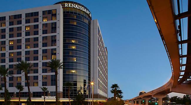 르네상스 라스베이거스 호텔 - 라스베이거스 - 건물