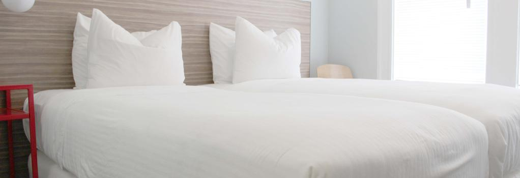 미나 호텔 - 샌프란시스코 - 침실