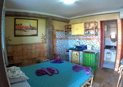 Bamboo Flat Residencial - 나타우 - 침실