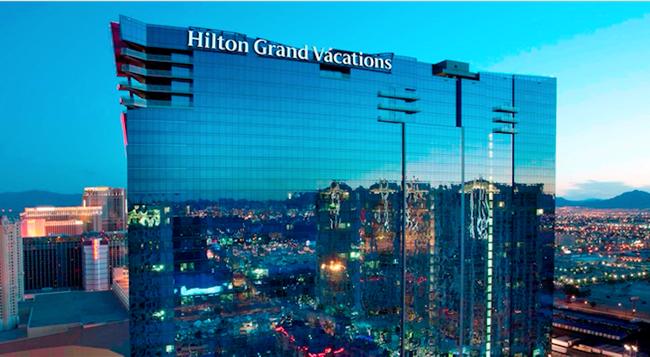 Suites at Elara Hilton Grand Vacations Club - 라스베이거스 - 건물