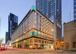 AC 호텔 시카고 다운타운 바이 메리어트, 어 메리어트 럭셔리 & 라이프스타일 호텔