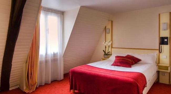 호텔 안튼 생 죠르주 - 파리 - 침실