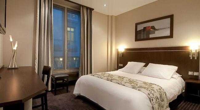 호텔 슈아쇨 오페라 - 파리 - 침실