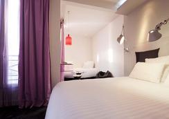 컬러 디자인 호텔 - 파리 - 침실