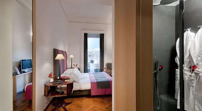 알피 호텔 - 로마 - 침실
