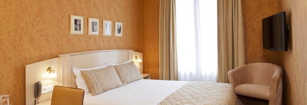Hôtel Elysées-Opéra - 파리 - 침실