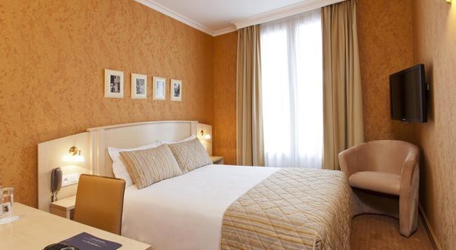 호텔 엘리시스 오페라 - 파리 - 침실