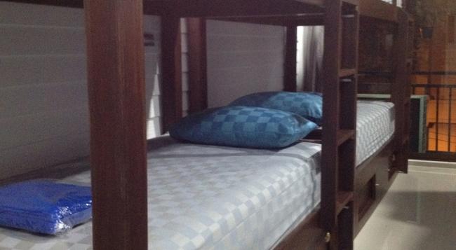 백 홈 백패커스 - 방콕 - 침실