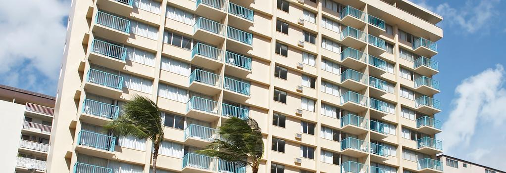 아쿠아 알로하 서프 와이키키 호텔 - 호놀룰루 - 건물