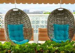아쿠아 오아시스 호텔 - 호놀룰루 - 라운지