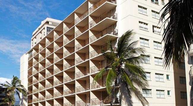아쿠아 와이키키 펄 호텔 - 호놀룰루 - 건물