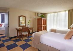 에바 호텔 와이키키 - 호놀룰루 - 침실