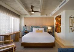더 서프잭호텔 &스윔 클럽 - 호놀룰루 - 침실