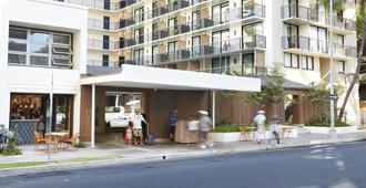더 서프잭 호텔 & 스윔 클럽 - 호놀룰루 - 건물