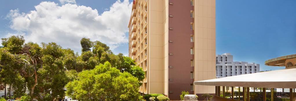 파고다 호텔 - 호놀룰루 - 건물