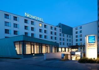 노보텔 함부르크 시티 알슈터
