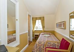 애드머럴 호텔 - 런던 - 침실