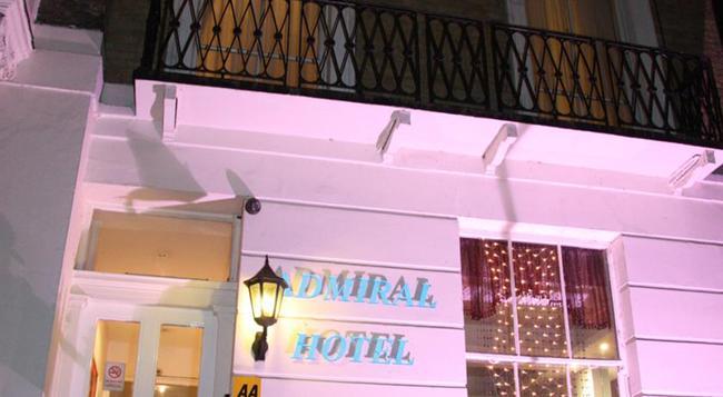 애드머럴 호텔 - 런던 - 건물