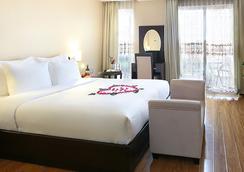 Rising Dragon Palace Hotel - 하노이 - 침실