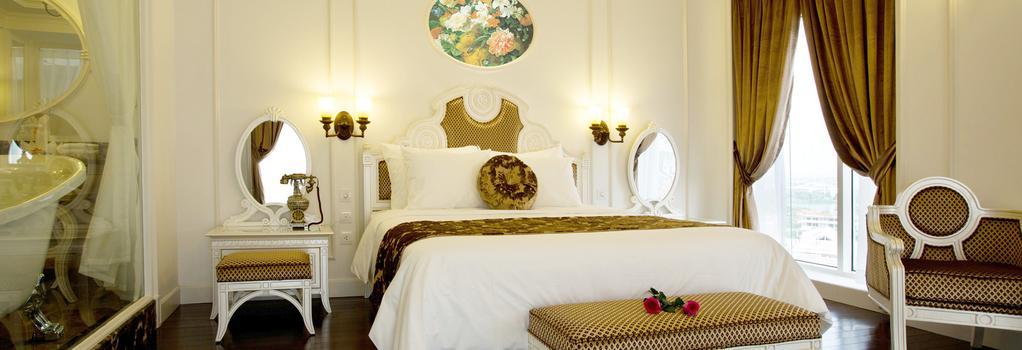 엘도라 호텔 - 후에 - 침실