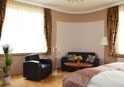 Hotel Stadt Bremen Garni - 브레멘 - 침실