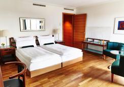 슈타인버그 호텔 벨리리베 우 라크 - 취리히 - 침실
