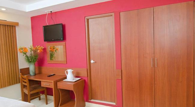 호텔 센트로아메리카노 - 파나마시티 - 침실