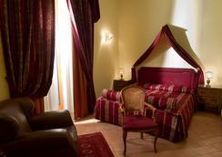 Chiaja Hotel de Charme - 나폴리 - 침실