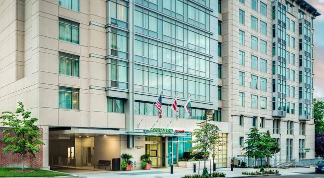 코트야드 바이 메리어트 워싱턴, D.C./포기 바텀 - 워싱턴 - 건물