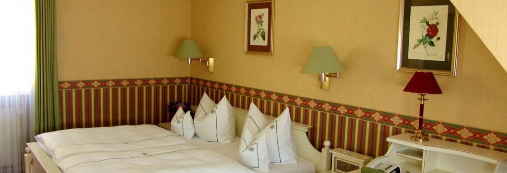 Hotel Coellner Hof - 쾰른 - 침실