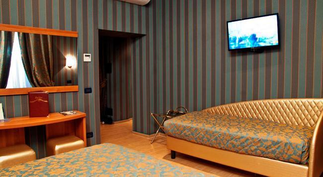 리리코 호텔 - 로마 - 침실