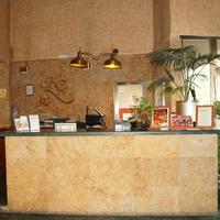 호텔 카발레로 에란테 Recepción