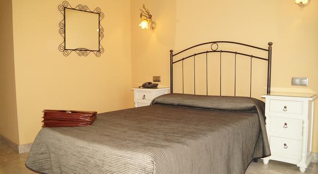 호텔 카발레로 에란테 - 마드리드 - 침실