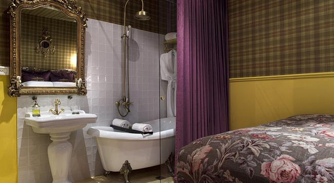 피어 부티크 호텔 - 텔아비브 - 침실