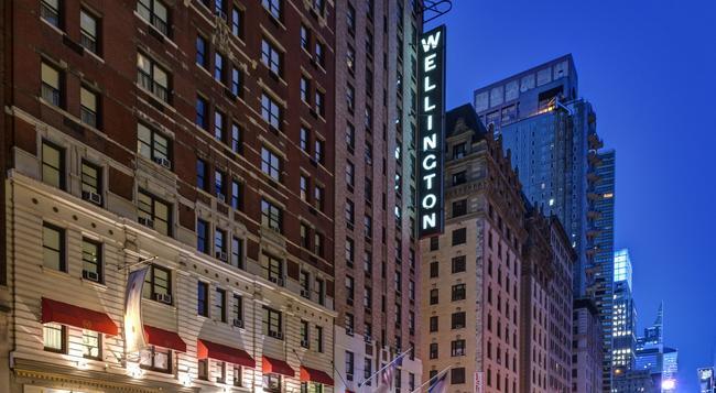 웰링턴 호텔 - 뉴욕 - 건물