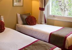 더 코로네이션 호텔 - 런던 - 침실