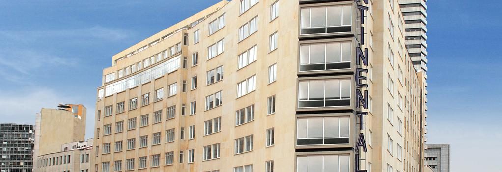 Hotel Continental Bluedoors - 보고타 - 건물