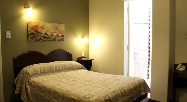Hotel Selby - San Juan - 침실