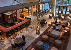 Hotel Contessa - Luxury Suites on the Riverwalk - 샌안토니오 - 로비