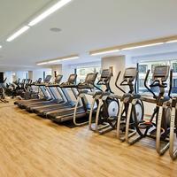 뢰스 리젠시 뉴욕 호텔 Gym