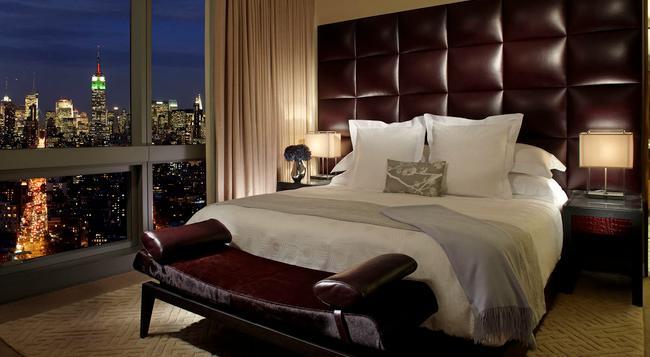 Jet Luxury at the Trump SoHo - 뉴욕 - 침실