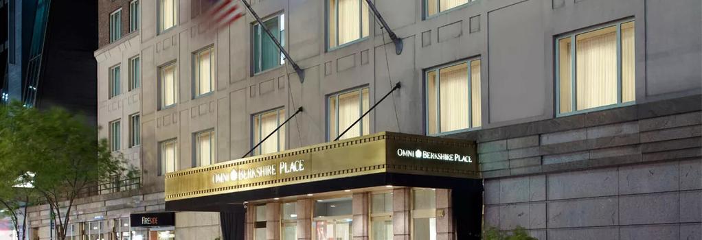 옴니 버크셔 플레이스 - 뉴욕 - 건물